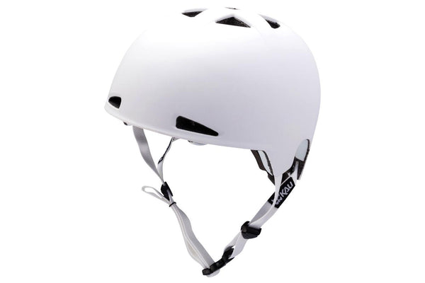 Kali Protectives Viva Helmet: Solid White MD