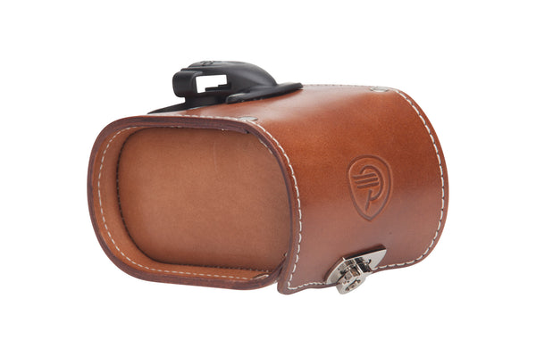 Pure City Leather Saddle Bag