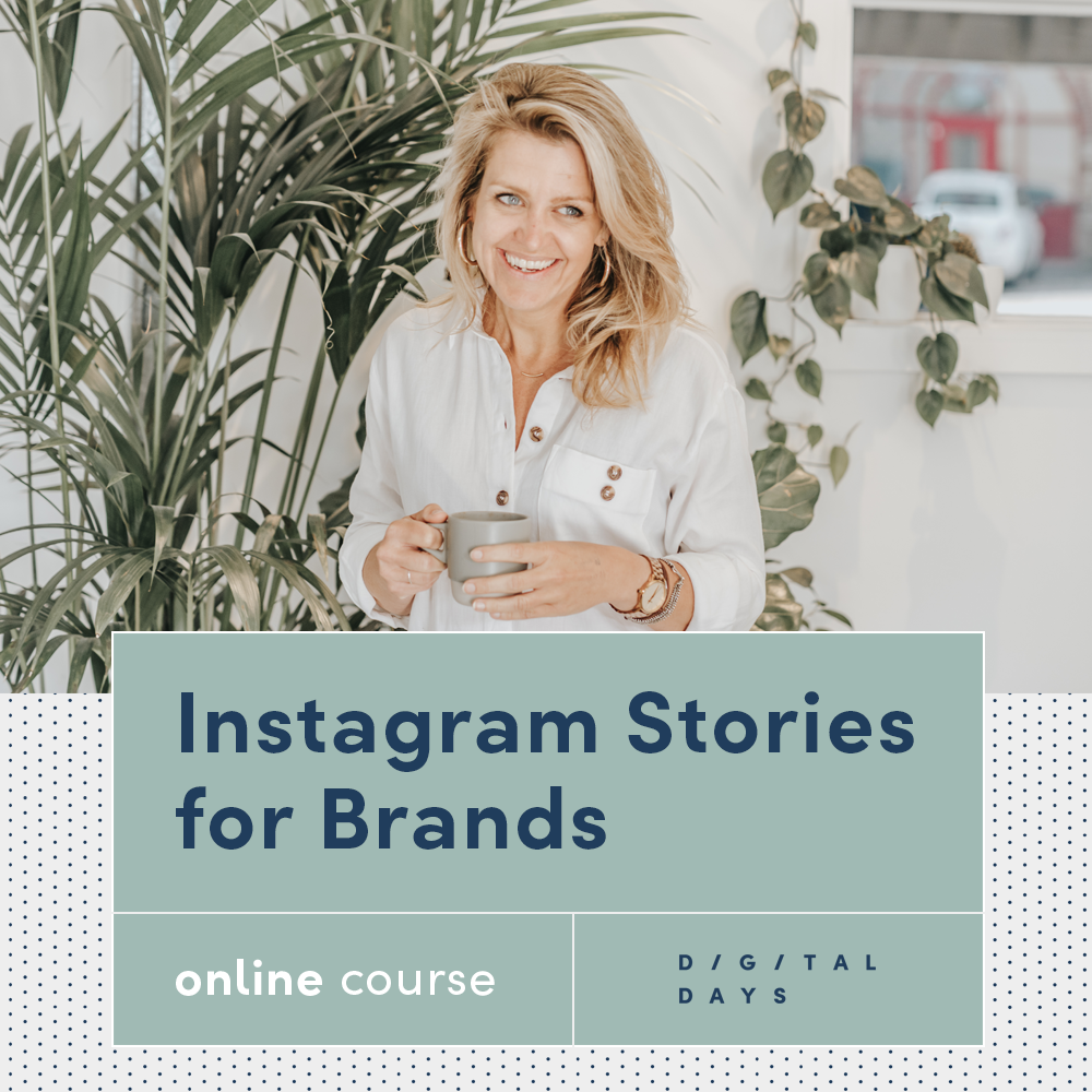 Instagram Stories for Brands online course by Michele Ferron The School of Social