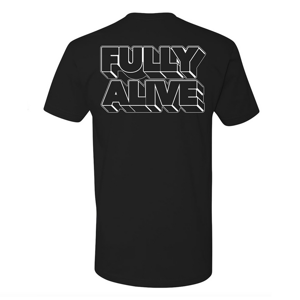 Fully Alive Tee (Black)