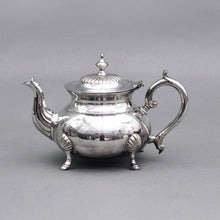 Load image into Gallery viewer, The Punk Ava - Ornate Lid and Footed Teapot