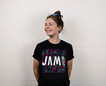 Jam Cycling: The 'Drunk' Splat Tee