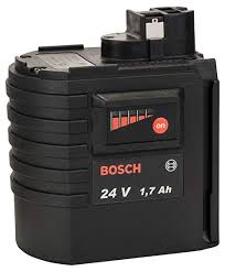 bosch 24v 2 amp rebuild service from Batteryworld.ie