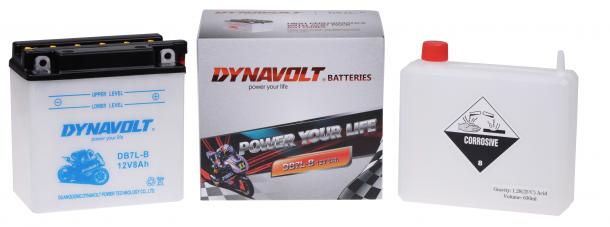 YB7L-B battery from Batteryworld.ie
