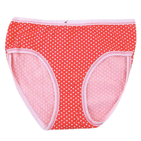 Girls Panty - Red - test-store-for-chase-value