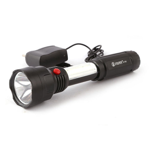Rechargeable LED Flashlight - JY-1702 - test-store-for-chase-value