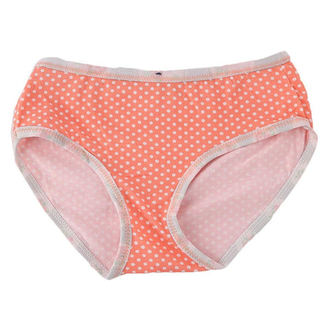 Girls Panty - Peach - test-store-for-chase-value
