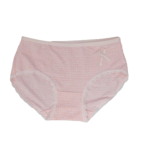 Women's Fancy Panty - Light Purple - test-store-for-chase-value