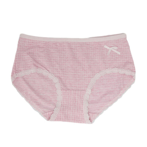 Women's Fancy Panty - Light Pink - test-store-for-chase-value