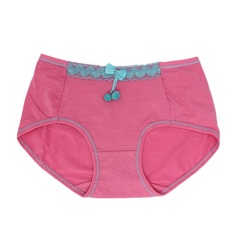 Women's Fancy Panty - Pink - test-store-for-chase-value
