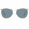 Dries Van Noten 194 C1 Cat Eye Sunglasses