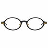 Linda Farrow Linear 11A C1 Oval Optical Frame