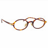 Linda Farrow Linear 11A C2 Oval Optical Frame