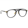 Linda Farrow Linear 23A C1 Aviator Optical Frame