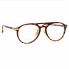 Linda Farrow Linear 23 C2 Aviator Optical Frame