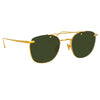 Linda Farrow 922 C4 Square Sunglasses
