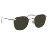 Linda Farrow 922 C7 Square Sunglasses