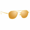 Linda Farrow 977 C1 Square Sunglasses
