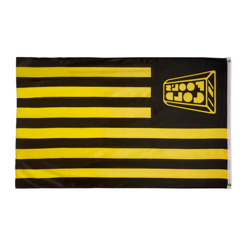 Fool's Gold Full Size Flag