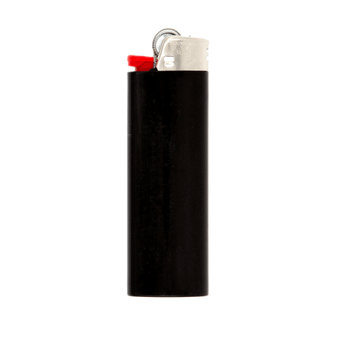 "Fool's Gold ""Alphabetical"" Lighter - Black"