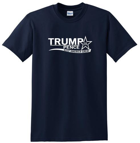 Keep America Great T-shirt Trump Pence 2020 Tee