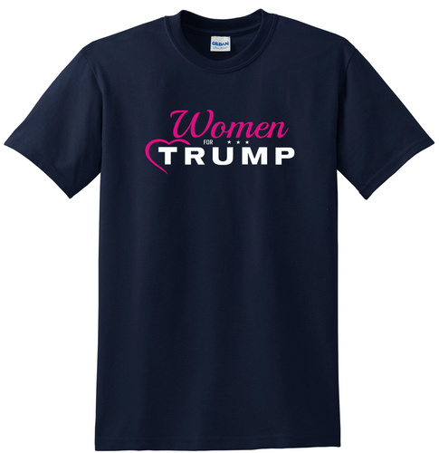 Women for Trump T-shirt