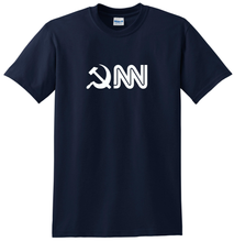 Load image into Gallery viewer, CNN T-shirt Funny Anti Liberal Anti CNN tee