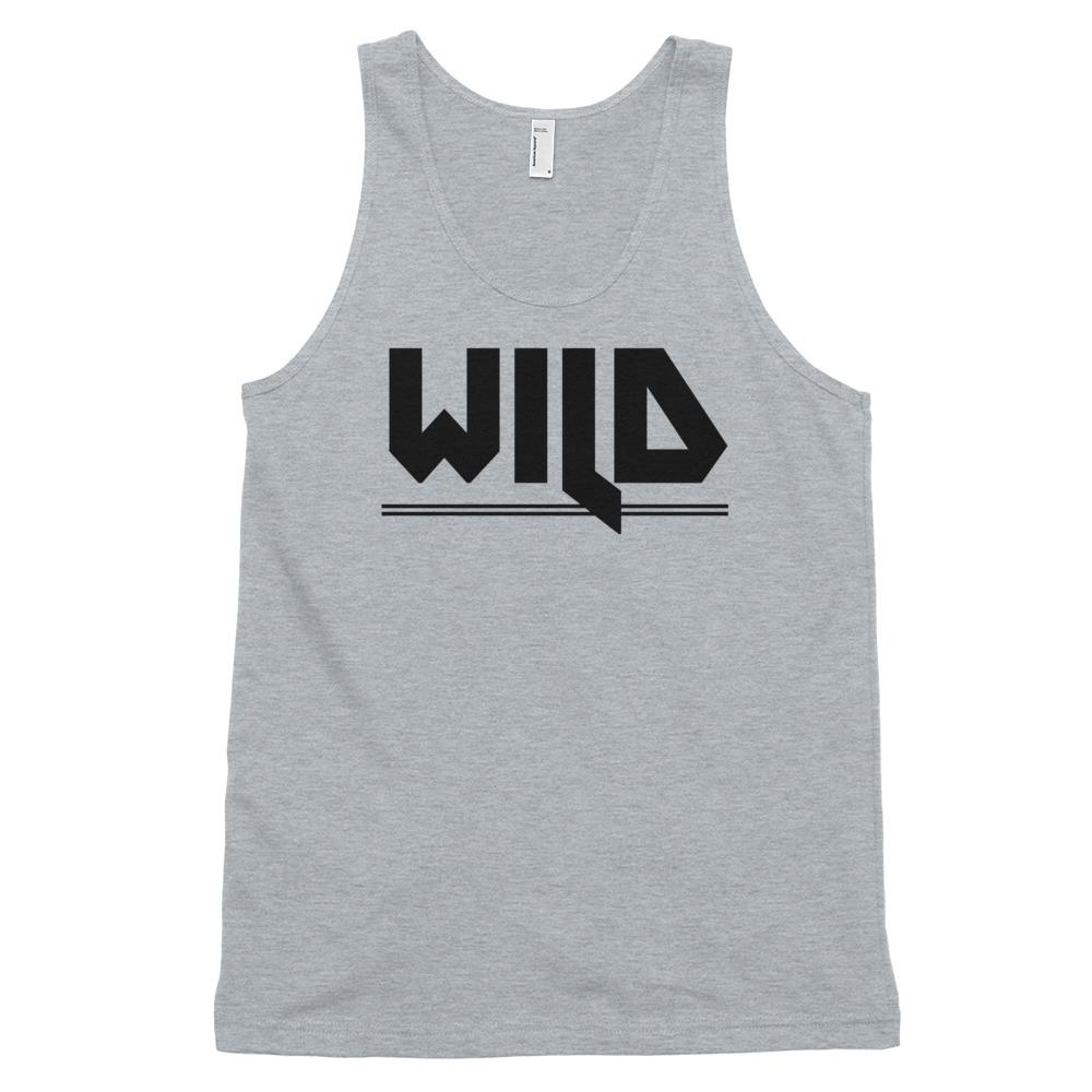 WILD | Tank Top Kundalini Market Heather Grey XS