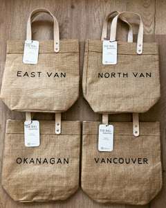 Okanagan Mini Market Bag