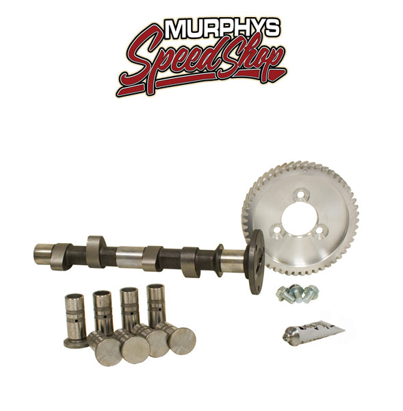 EMPI 24-4125 Camshaft Kit / Includes Camshaft-Cam Gear & Bolts-Lifters & Lube
