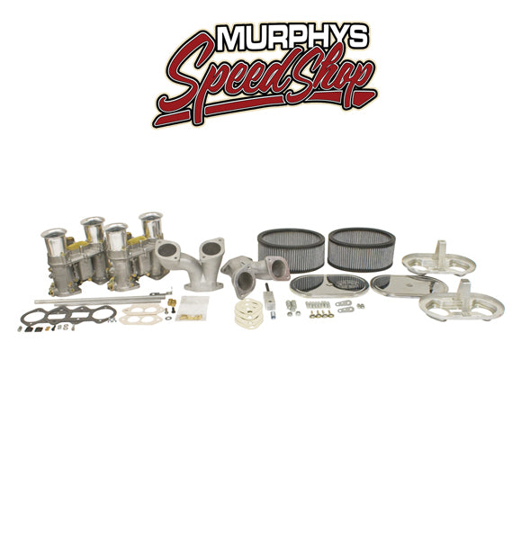 EMPI 47-0635 DUAL 51 EPC DUAL CARBURETOR KIT, For Street, By EMPI-47-0635