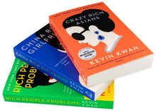 Load image into Gallery viewer, Kevin Kwan Trilogy Collection 3 Books Crazy Rich Asians