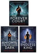 Load image into Gallery viewer, Knights Of The Borrowed Dark Trilogy 3 Books Collection