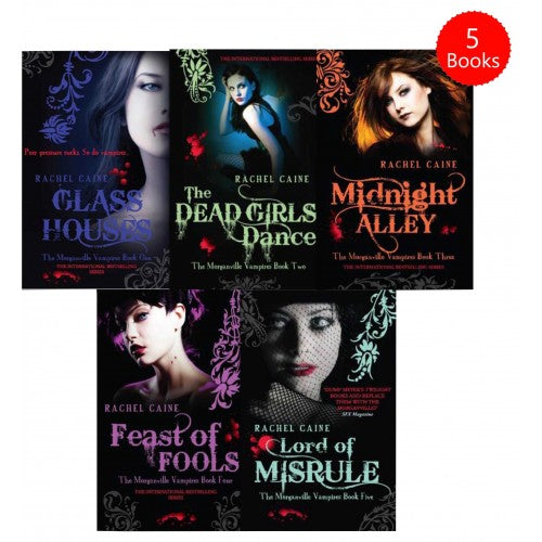 Morganville Vampires Series 1 (1-5) Collection 5 Books