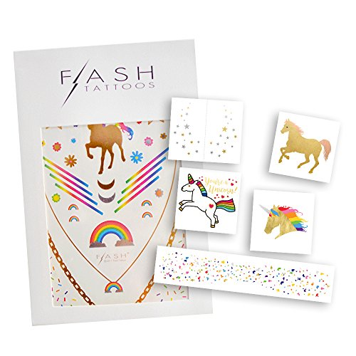 Flash Tattoo Forever Rainbow