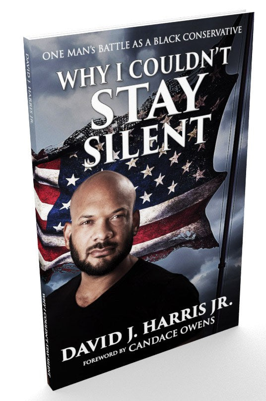 BOOK - Why I Couldn't Stay Silent
