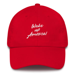 Wake Up America! - Cotton Cap