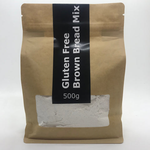 Gluten Free Brown Bread Mix (500g)