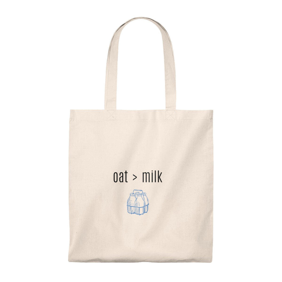 Oat > Milk Tote Bag