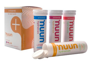 NUUN VITAMINS 4 PACK