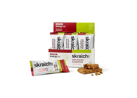 SKRATCH LABS ANYTIME ENERGY BAR 12 PACK