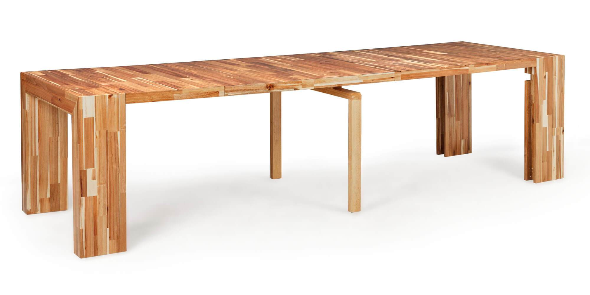 La Table Transformer + Acacia naturel