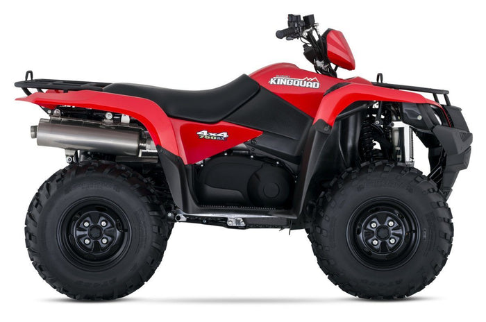 KingQuad 750AXi 4x4 Red Power Steering - SunstateMC