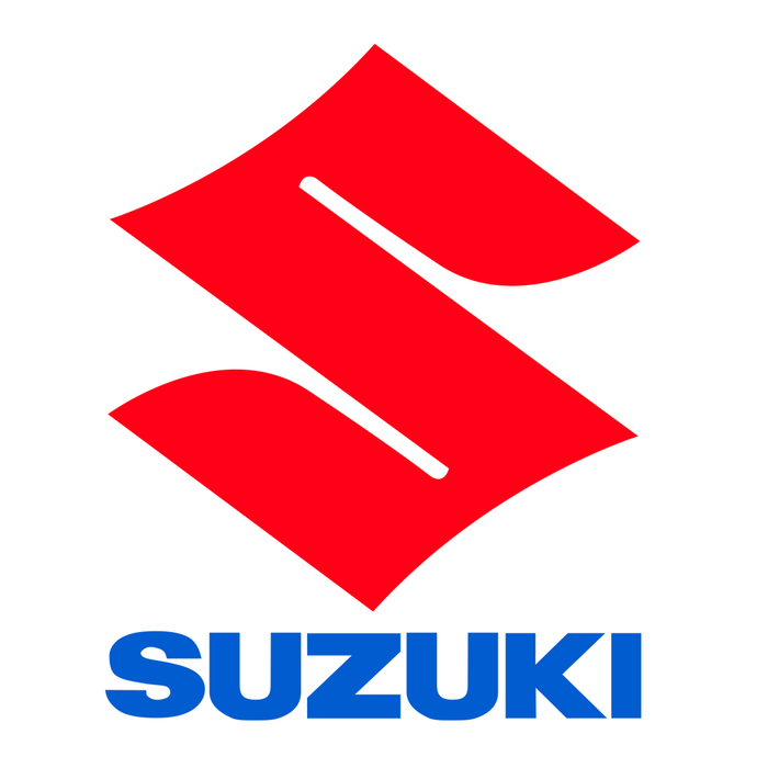 "EMBLEM,REAR ""SUZUKI""(BLACK) - SunstateMC"