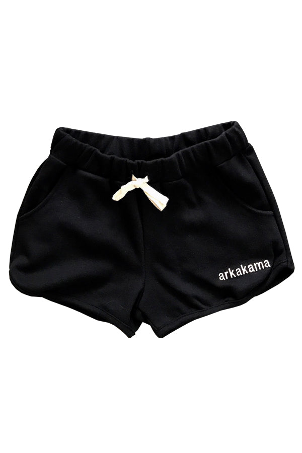 arkakama SPD SUMMER SHORTS BLACK