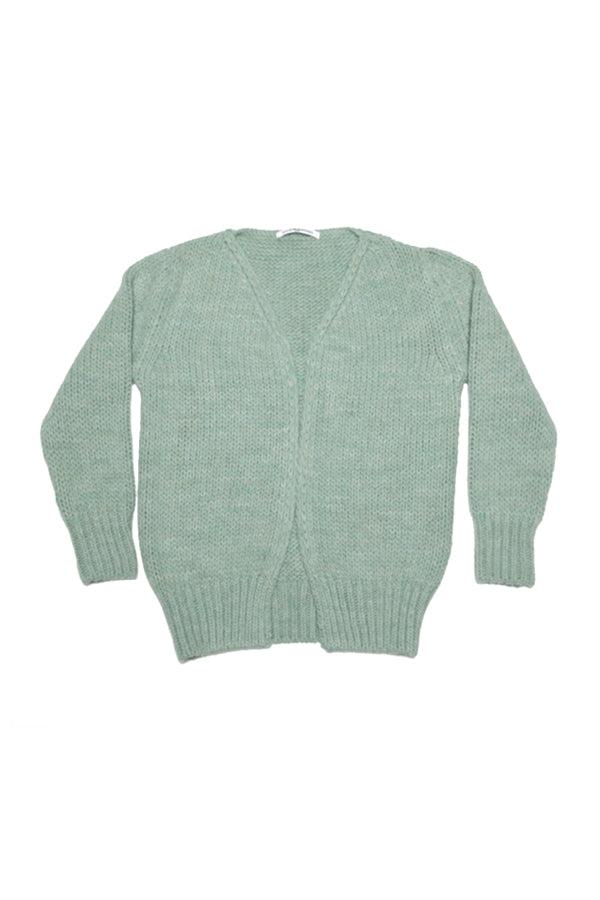 【20%OFF】CARDIGAN DUCK GREEN