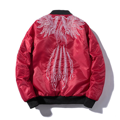 'Freth' Bomber Jacket
