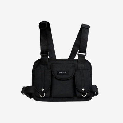 Tactical 'Sora' Chest Bag