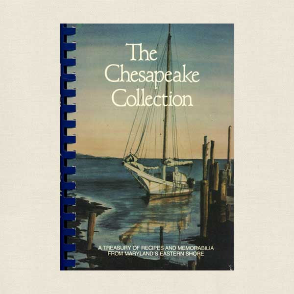 Chesapeake Collection Cookbook - Woman's Club of Denton