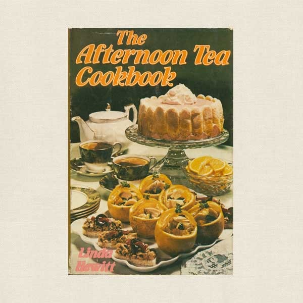 Afternoon Tea Cookbook cover